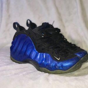 Used Nike Foamposites
